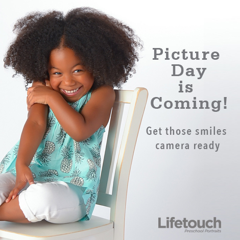 Picture Day is Coming! Get those smiles camera ready