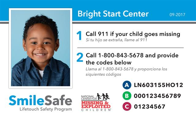 How a Free ID Card Can Help if Your Child Goes Missing