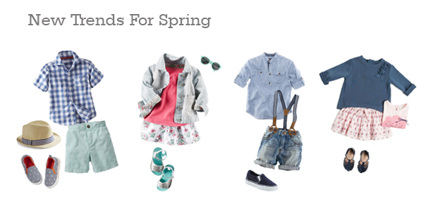 Lovely looks and amazing outfit ideas for spring preschool portraits