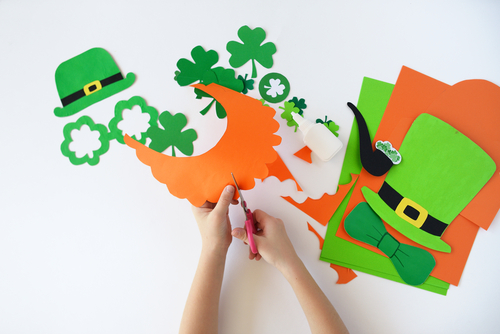 Hands-On St. Patrick's Day Activities