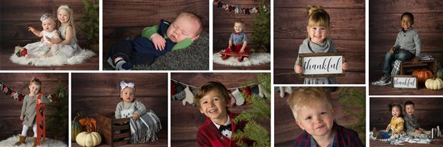 How are seasonal picture day themes chosen?