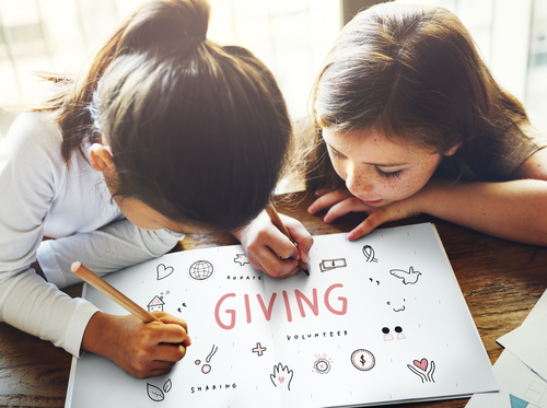 10 fun ways to teach preschoolers the power of giving
